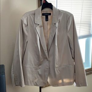Lane Bryant Jackets & Coats - Tan blazer